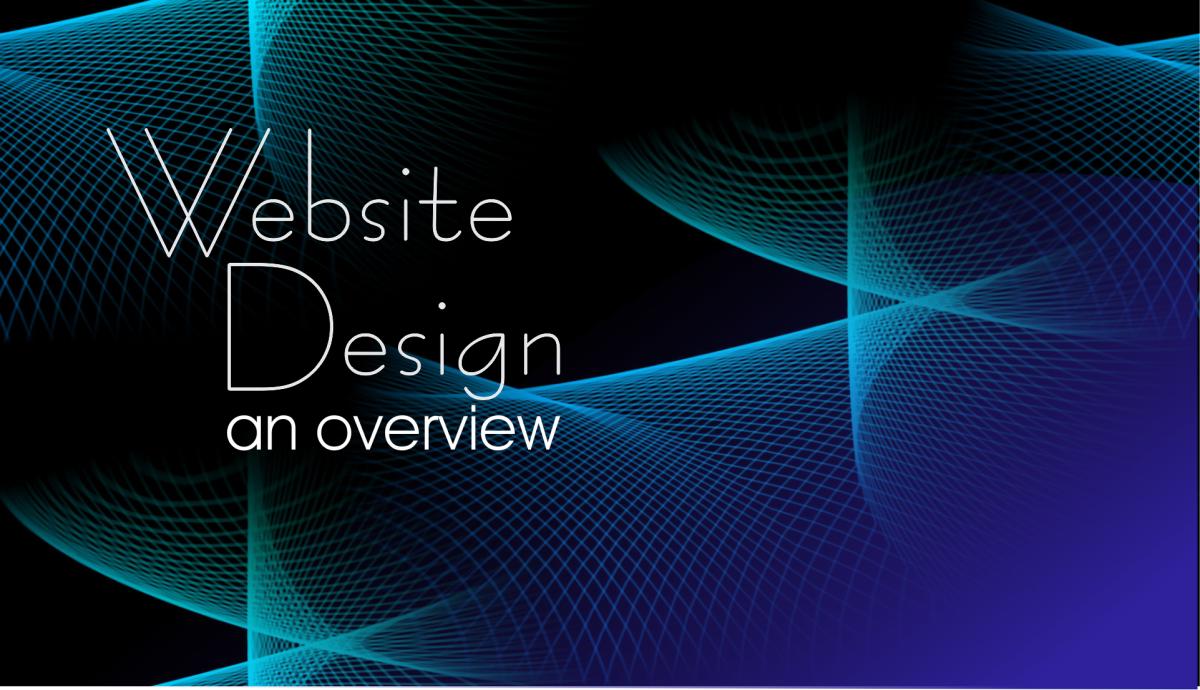 website design overview